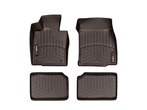 WeatherTech FloorLiner Mats for Mini Paceman Countryman 1st 2nd Row Cocoa