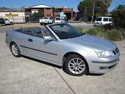 2004 Saab 9-3 LINEAR TURBO Convertible Osborne Park Stirling Area Preview