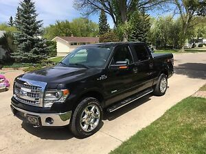 Ford F-150 2014 Crew Cab Eco boost