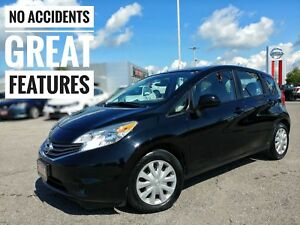 2014 Nissan Versa Note 1.6 SV Rearview Camera & Bluetooth  FR...