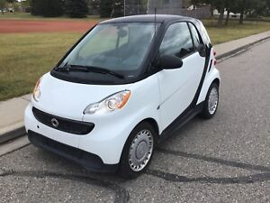 2013 Smart car for 2 loaded ac gas auto
