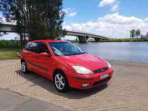 2004 Ford Focus 1.8L 5 Speed Williamtown Port Stephens Area Preview