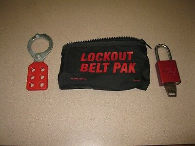 American Lock Safety Lock Out Hasp & American lock padlock American Safety Lockout Padlocks