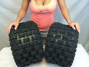 NEW-Sedona-Bazooka-Rear-ATV-Tires-Set-20X11-9-20-11-9-10-20x11x9