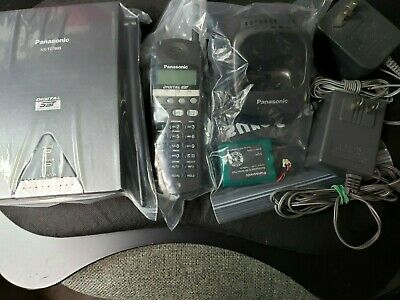 Panasonic Kx-td7895 900 Mhz Sst. Wireless Phone Refurbished Done By Escinc.