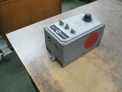 Seco Bronco Variable Speed Control Model 110 Used