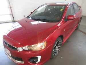 2016 Mitsubishi Lancer GTS-BACK-UP CAM! HEATED SEATS! BLUETOOTH!