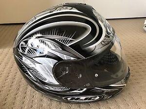 HJC Motorbike Helmet Mermaid Waters Gold Coast City Preview