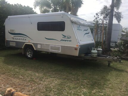 Jayco Outback expanda New Auckland Gladstone City Preview