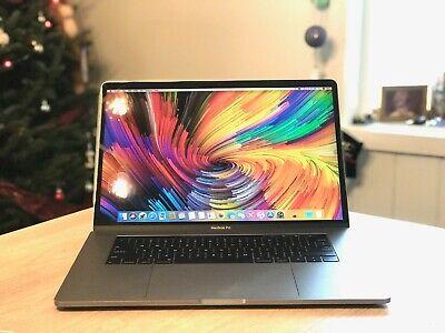 """Apple 2017 Macbook Pro Retina Touch Bar 15"""" 3.1GHz I7 512GB 16GB warranty"""