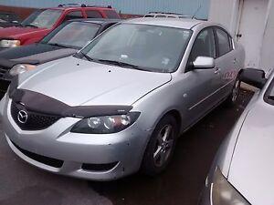 2005 Mazda Mazda3 GX
