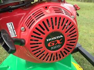 Ground Force / Honda Tow Behind Flail Mower Mulcher ATV Quad Bike Booval Ipswich City Preview