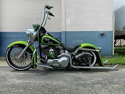 Harley Davidson Softail Classic Heritage Cholo 6