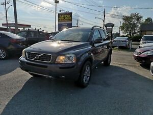 Volvo XC90 2007 3.2 5 passagers/cuir/toit/climatisation/AWD