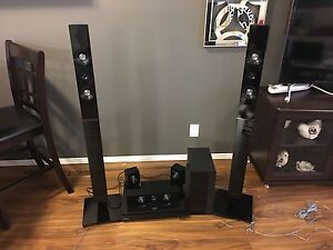 CYBER MONDAY - Samsung Blu-ray Home Theater System (HT-C5500)
