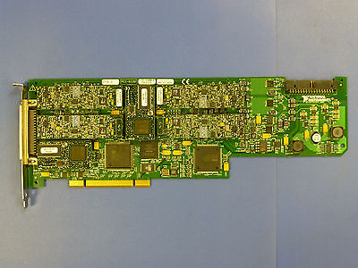 National Instruments Pci-6120 Ni Daq Card 16bit Simultaneous Analog Input