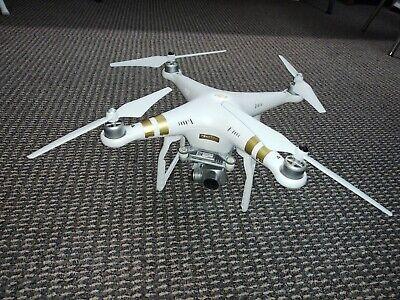 DJI Phantom 3 Veteran Drone  Camera  - White