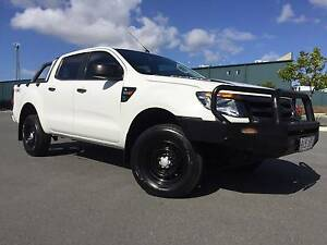 Ford Ranger 3.2 4x4 Turbo diesel 4x4 Best value loads of extras Arundel Gold Coast City Preview