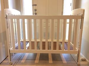 Baby cot and walker Point Cook Wyndham Area Preview