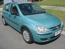 2005 Holden Barina..DECEMBER REGISTRATION. Surfers Paradise Gold Coast City Preview