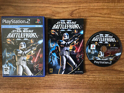 Star Wars: Battlefront II 2 (PS2) PAL