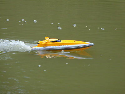 RC 2,4 Ghz. Rennboot SPEED KING V2 ferngesteuertes Schiff Boot Sportboot RTR