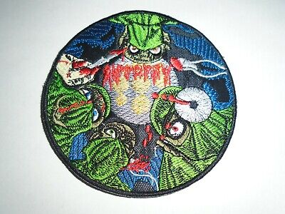 AUTOPSY SEVERED SURVIVAL EMBROIDERED PATCH