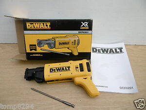 DEWALT DCF6201 XR COLLATED SCREWDRIVER MAGAZINE ATTACHMENT FOR DCF620 DRYWALL
