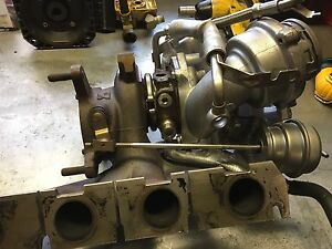 Build your own turbo engine