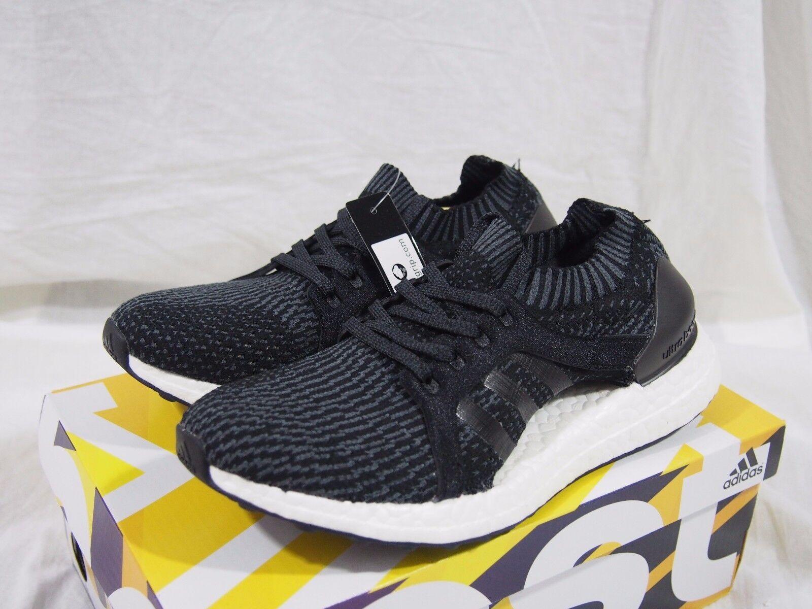 half off 2eca7 32c73 Adidas UltraBoost X Women's size 5.5 Core Black BB1696