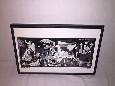 1937/' by Pablo Picasso Mseum Print 39x22 Guernica