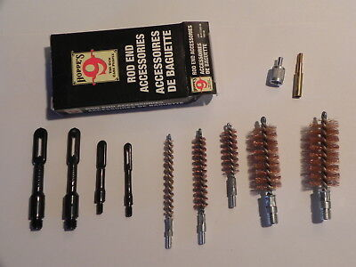 Hoppe's Rod End Accessories Copper Brushes - Gun Cleaning