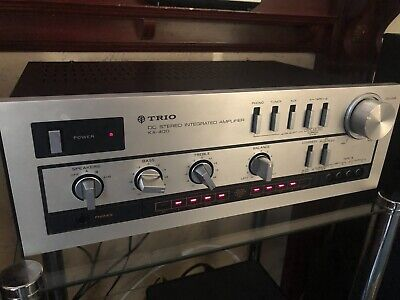TRIO KA-400 DC Stereo Integrated Amplifier (1980) Vintage Made in Japan