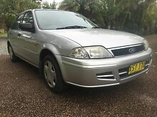 2001 Ford Laser Hatch AUTO 160 Kms Belmont Lake Macquarie Area Preview