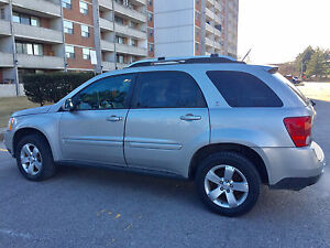2008 Pontiac Torrent Podium Edition  $8000