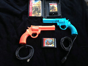 Lethal Enforcers 1 and 2 CIB w/ both Justifiers two light guns!