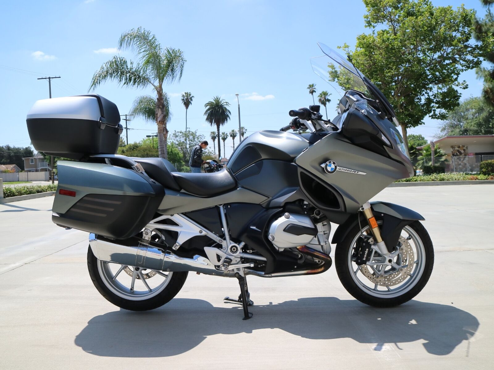 2014 BMW R-Series  2014 BMW R1200RT, Luxury Package, Loaded, ESA, ACS, ABS, Great Deal !!!