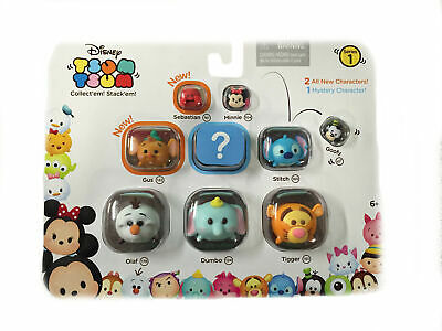 Disney Tsum Tsum 9 PacK Figures Series 1 Style #2
