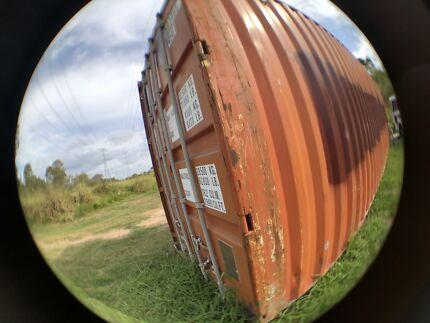 Brisbane Container Transport Removals Storage Gumtree
