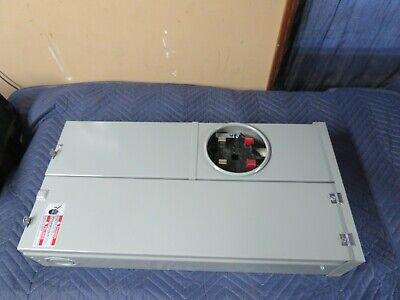 Eaton Cutler-hammer 1 Phase 3 Wire 120240 Volt 200 Amp Breaker Box