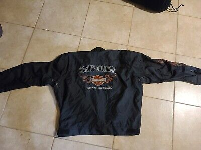 Harley davidson 3XL riding jacket