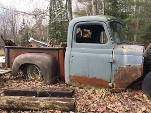1951 pickup internationale