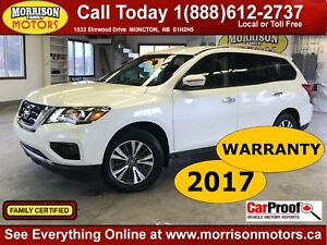 2017 Nissan Pathfinder SV 4X4 *PRICE CRASH!!*