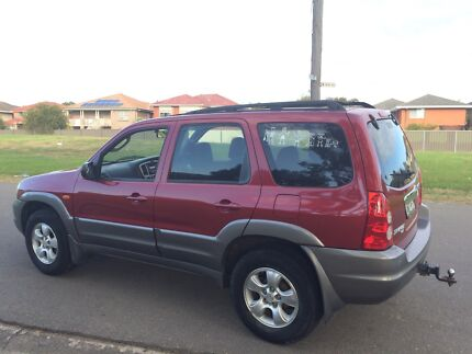 2005 Mazda Tribute Classic 4x4 Auto 5months rego  Liverpool Liverpool Area Preview