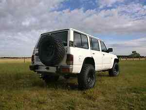 1995 GQ II Nissan Patrol TD42 5spd 16000 IF GONE BY THURSDAY Sunbury Hume Area Preview