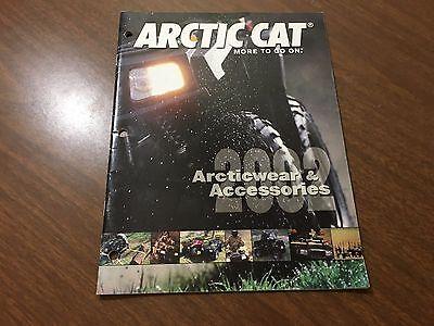 Arctic Cat ATV 2002 Arcticwear and Accessories Catalog 4224-945 Arctic Cat Atv Accessories
