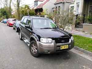 Ford Escape 2004 low km negotiable Waverley Eastern Suburbs Preview