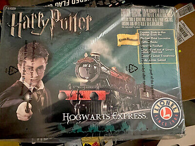 Lionel 7-11020 Harry Potter Hogwarts Express Train Set NEW FACTORY SEALED