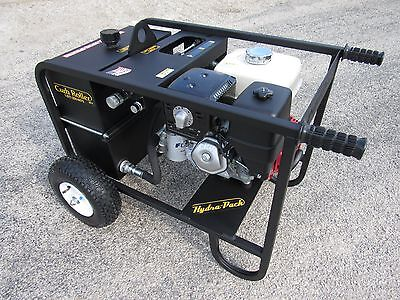 The Hydra-Pack, A Gas Powered Hydraulic Power Pack