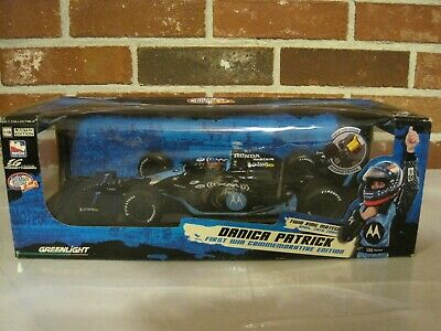 GREENLIGHT DANICA PATRICK FIRST WIN INDY JAPAN 300 1:18 SCALE LIMITED EDITION